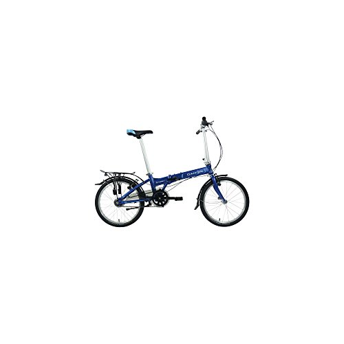 Learn More About Dahon Vitesse i7 20 Folding Bike, Navy