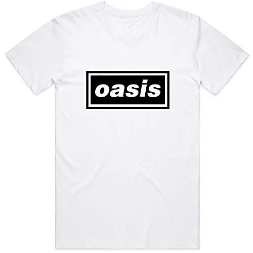 T-Shirt # L Unisex White # Decca Logo