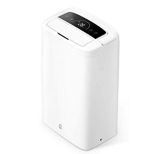 %17 OFF! GGRYX Electric Dehumidifier, Mini Dehumidifier Compact Portable, with Digital Humidity Disp...