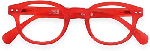 See Concept – Let me See Rojo- Graduierung Lesebrille + 1,0