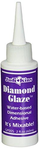 Judikins GP005 Diamond Glaze, 2-Ounce