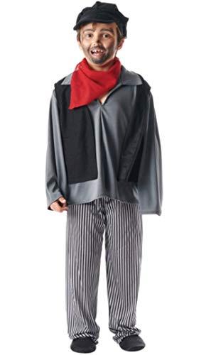 Disfraz de Deshollinador para niño