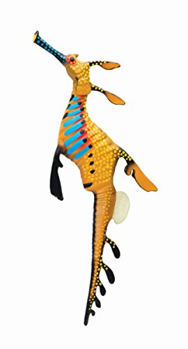 Safari Ltd Incredible Creatures Weedy Seadragon Realistic Hand-Painted Toy Figurine Model For Ages 3 And Up – Large