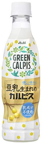 アサヒ飲料 Green CALPIS 370ml ×24本