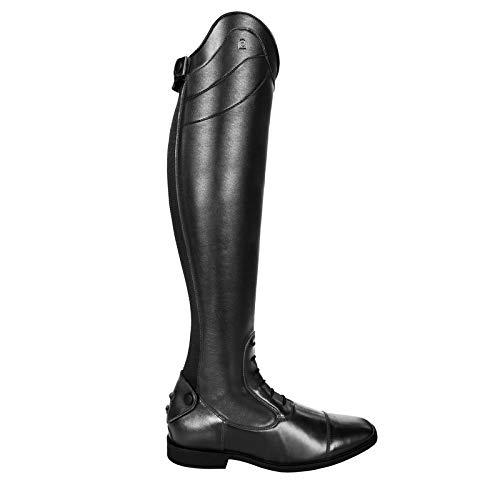 Cavallo Reitstiefel Linus Slim | Farbe: schwarz | Größe: 7-7½ | Schaftform: 50/34