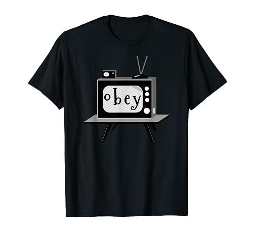 Red Pill Media Brainwashing Conspiracy Theory Quote T-Shirt