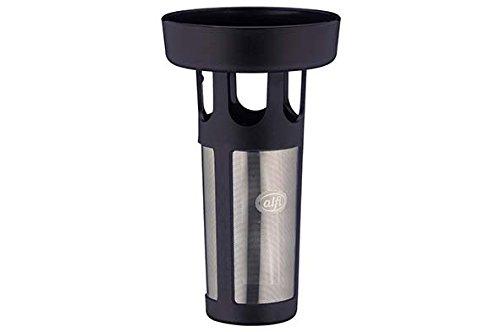 alfi 9114.000.003 Teefilter Dan, Kunststoff mit Edelstahlfilterfolie, Filter zum direkten Brühen in die Isolierkanne