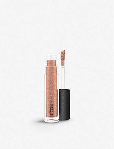 MAC Lipglass Lip Gloss Oh Baby for Women, 0.7 Oz, Multi, 1 Count