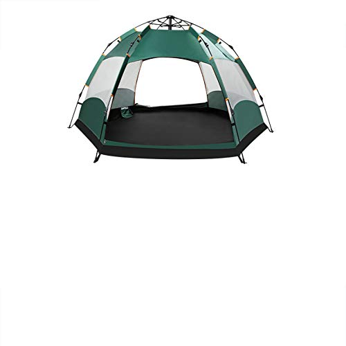 Ziyi Camping Tent,blow Up Tent,Outdoor Thick Waterproof Tent,free To Set Up And Open Quickly,shading And Sun Protection,wind And Rain Proof,used In Parks,beaches,tourism