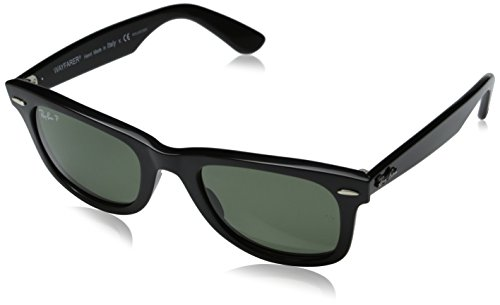 Ray-Ban Mod. 2140 Sun, Occhiali da Sole Unisex Adulto, Nero (901/58), 50 mm