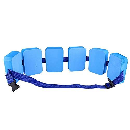 Zwemmen Drijvende Belt Eva Foam Drijvende Swim Ceintuur Drijfvermogen Safety Board Verstelbare Taille Float Belt Trainingstoestellen Aids Verstelbare Swim Riem Voor Learner