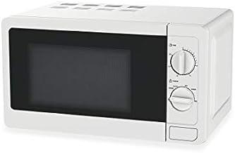 Horno microondas 20 l blanco 700 W
