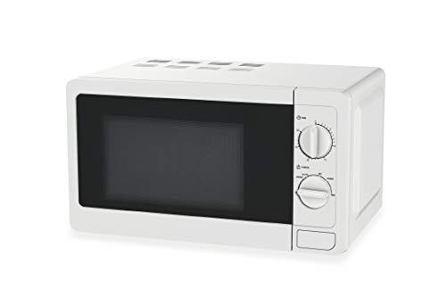 Mikrowelle 20lt weiß 700w