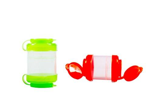 Cao Salz und Pfeffer-Streuer, für Camping und Picknick, Farbe kann variieren