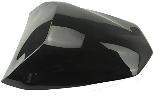 Para Kawasaki Ninja 400 650 EX650 ER6F ER6N ER 6F 16 6N 400 2012 – 2016, negro ABS plástico ABS cubierta para el pasajero para moto
