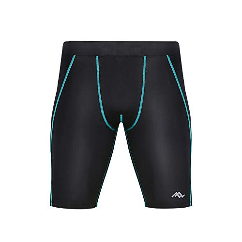31 iv5ckUlL. SS500  - Yhjkvl Men's Compression Base Layers Shorts Men's Quick-drying Compression Pants Sports Fitness Running Shorts Training…