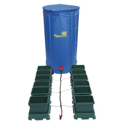 AutoPot easy2grow 12er Kit mit 100 L Tank Automatische Bewässerung