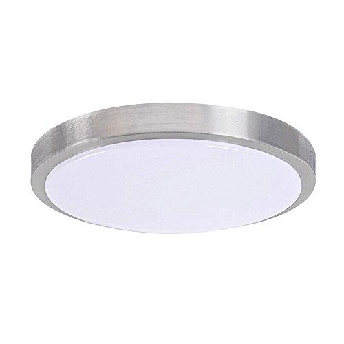 Plafonnier gris ouvert Cylindre parapluie 5-flmg luminaire salon moderne