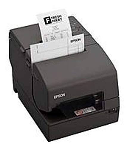 Learn More About Epson TM-H6000IV Multifunction Printer - Serial and USB, MICR/Endorsement, Color: D...