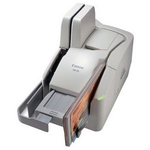 Best Deals! Canon 0435B008 imageFORMULA CR-55 Check Transport Scanner