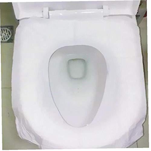 BYFRI Einweg-wasserdichte Toilettenpapier-pad Für Die Reise Camping Toilettensitzabdeckung Mat 10pcs
