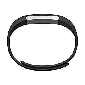 Alta Wireless Activity and Fitness Tracker Wristband,Sleep Monitor,Sport Wristbands Silver/Black,Large (6.7-8.1 in)(US Version)