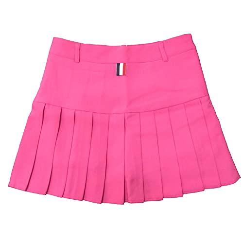 Falda Mujer Falda Plisada De Mujer A La Moda A Cuadros Mini A-Line Kawaii Falda Famale Chic Harajuku Verano...