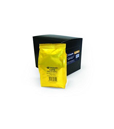 LaCompatibile CAFFITALY Capsule Compatibili Caffè ORO DI NAPOLI - 50 capsule