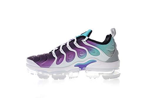 SHIBAO Plus TN Sportschuhe Mode Männer und Frauen Laufschuhe Atmungsaktiv Freizeit Trainingsschuhe Fitness 2, Blau - Violett, Weiß. - Größe: 41 EU thumbnail