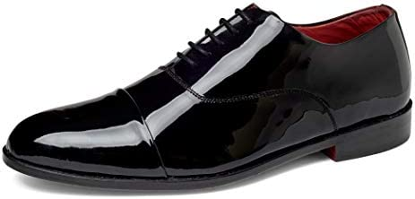 Cheap red bottom shoes for men _image4