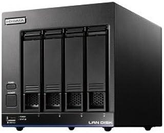 アイ・オー・データ機器 WD Red搭載 4ドライブスタンダードビジネスNAS 12TB