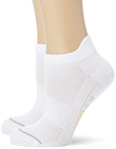Camano Unisex 1145000000 Socken, White, 39/42