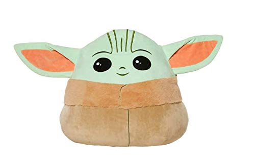 Party of 7 Squishmallows The Child Star Wars 20 inch XL Plush