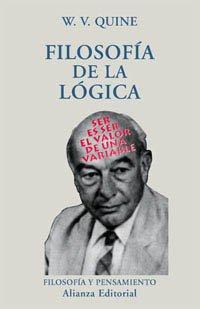 Filosofía de la lógica (El Libro Universitario - Ensayo)