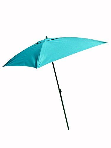 SOA1800 Sonnenschirm-e Ø 220cm, groß-e Balkon-Schirme UV Sonnen-Schutz Terrasse-n Strand Garten-Möbel UV- und Sicht-Schutz im Sommer