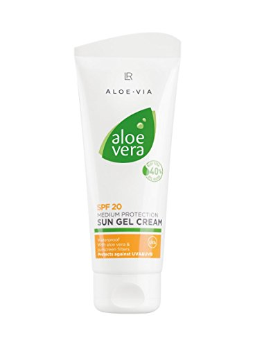 LR Aloe Vera Sonnengel-Creme LSF 20 / Sun Gel Cream 100 ml