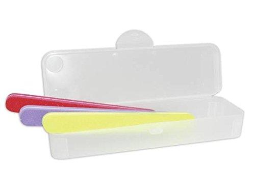 Boîte universelle M de Case Utility Box Clear Medium – 220 x 65 x 35 mm