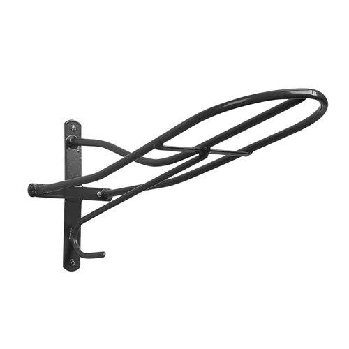 Stubbs Unisex's Black Standard Saddle Rack, Regular