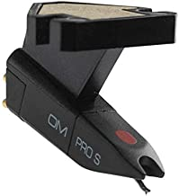 Ortofon OM Pro S Single Pack - 1 x DJ Cartridge fitted with stylus
