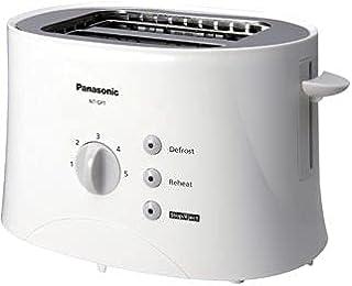 Panasonic NT-GP1 Pop-up Toaster (White)