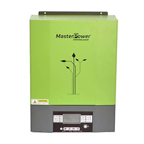 Inversor cargador Hibrido UM-V3 5000W 48V MPPT Bluetooh