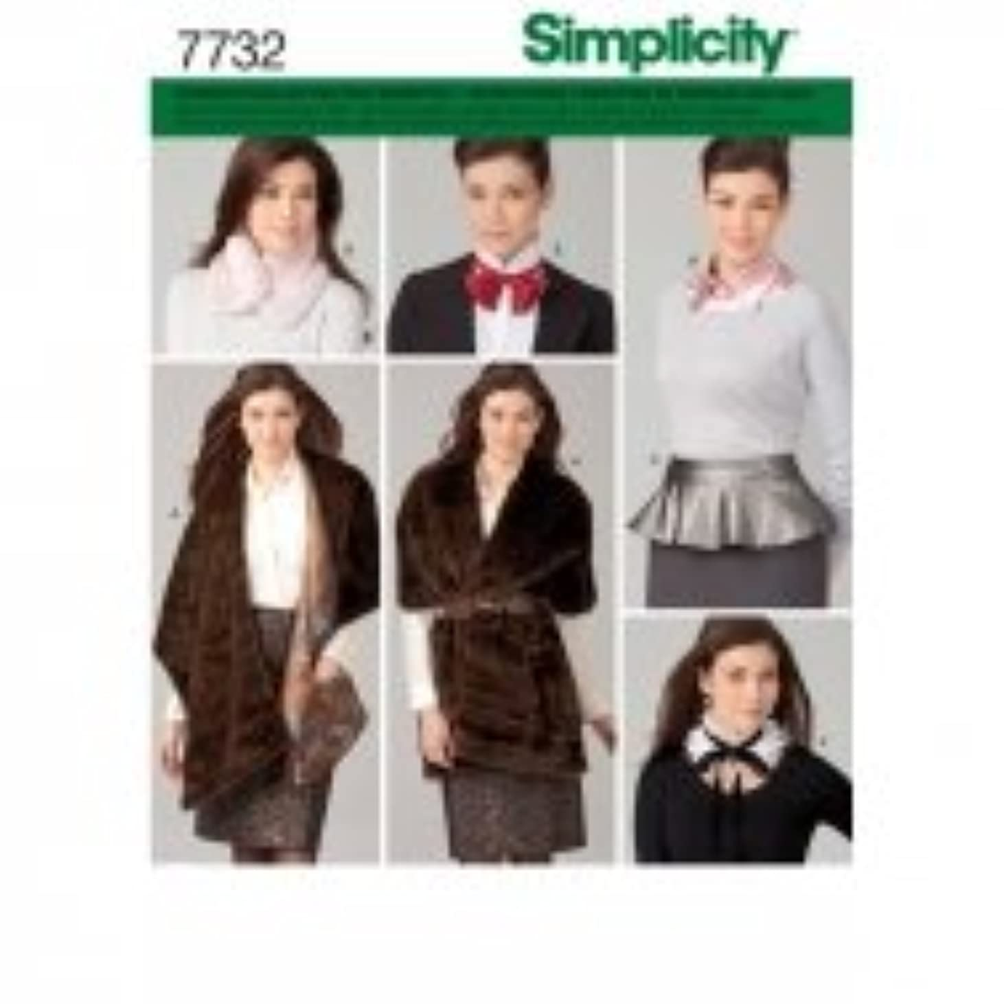 Simplicity Pattern 7732, A Accessories gxyhf527406