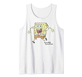 SpongeBob SquarePants Tongue Out Run Tank Top