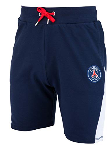 Paris Saint-Germain Shorts Molton, PSG, officiële collectie, herenmaat