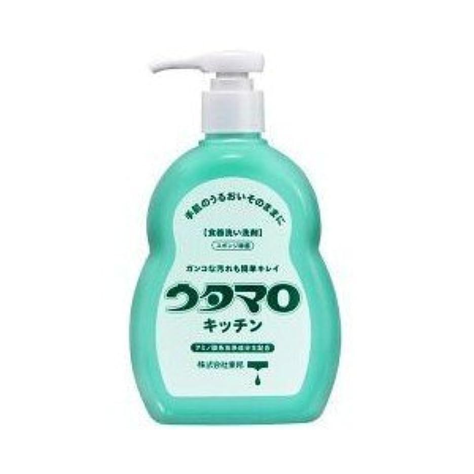 衝動月面十分ですウタマロ キッチン 300ml 洗剤 洗浄剤 キッチン用 アミノ酸系洗浄成分主配合 さわやかなグリーンハーブの香り