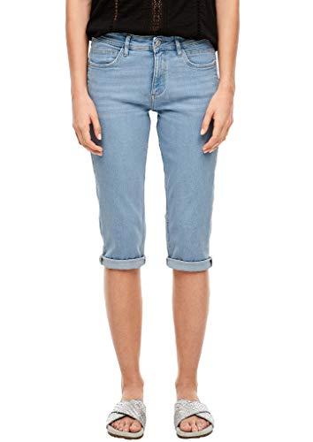 Q/S designed by - s.Oliver Shorts Shorts, Damen, Blau 40 EU