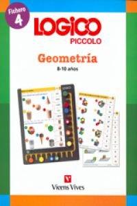 Logico Piccolo Geometria. Fichero 4. Matematicas