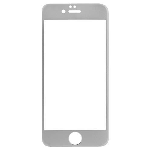 Todotumovil Protector de Pantalla iPhone 7 Plus Plata Completo 3D Cristal Templado...