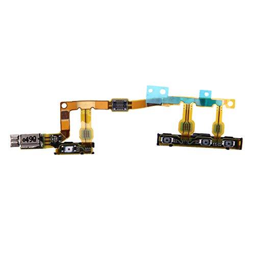 YGMO ZMD Cable Flexible de botón AYD Power for Sony Xperia Z3 Compact/Mini
