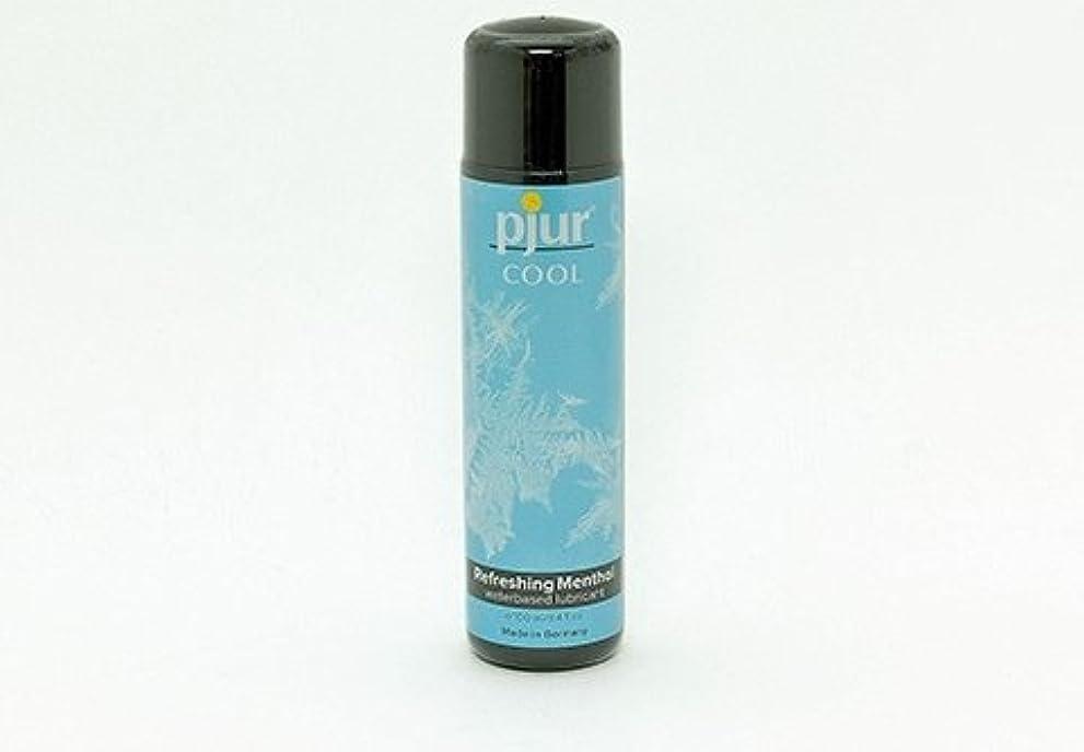 エラー交渉する本Pjur Coolローション100ml 海外直送品 (1本)